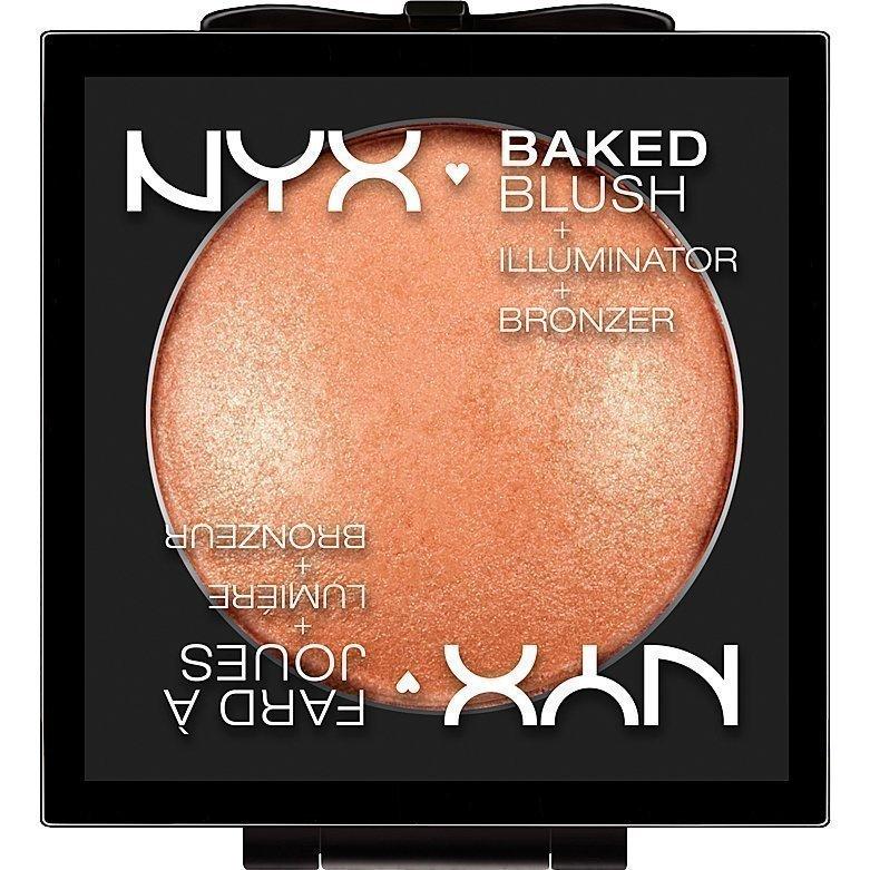 NYX Baked Blush BBL12 Sugar Mama 6