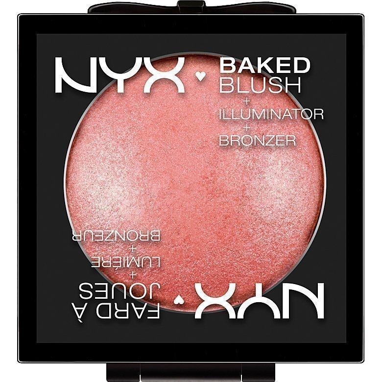 NYX Baked BlushOn Femme 6
