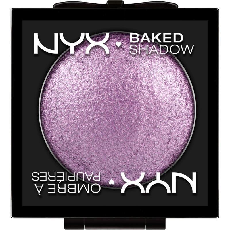NYX Baked Eyeshadow BHS02 Violet Smoke 3g