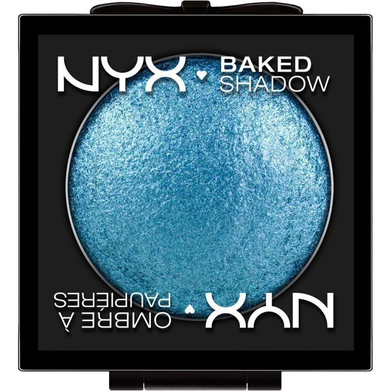 NYX Baked Eyeshadow BSH04 Blue Dream 3g