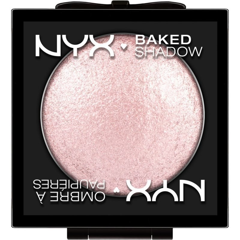 NYX Baked Eyeshadow BSH15 White Noise 3g