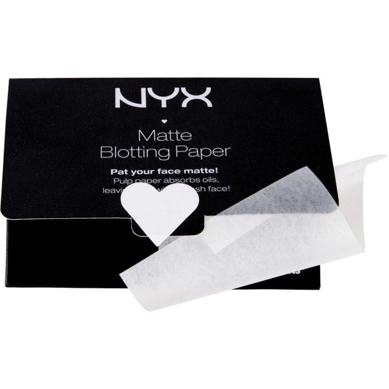 NYX Blotting Paper BPR Matte 100st