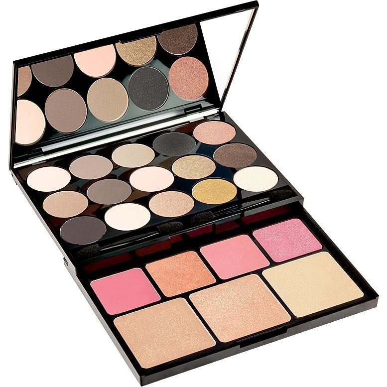 NYX Butt Naked Make Up Set S132 15 Eyeshadows 4 Blushes 3 Highlighters