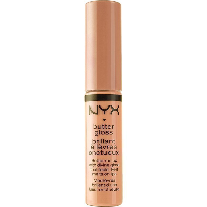 NYX Butter Gloss BLG13 Fortune Cookie 8ml