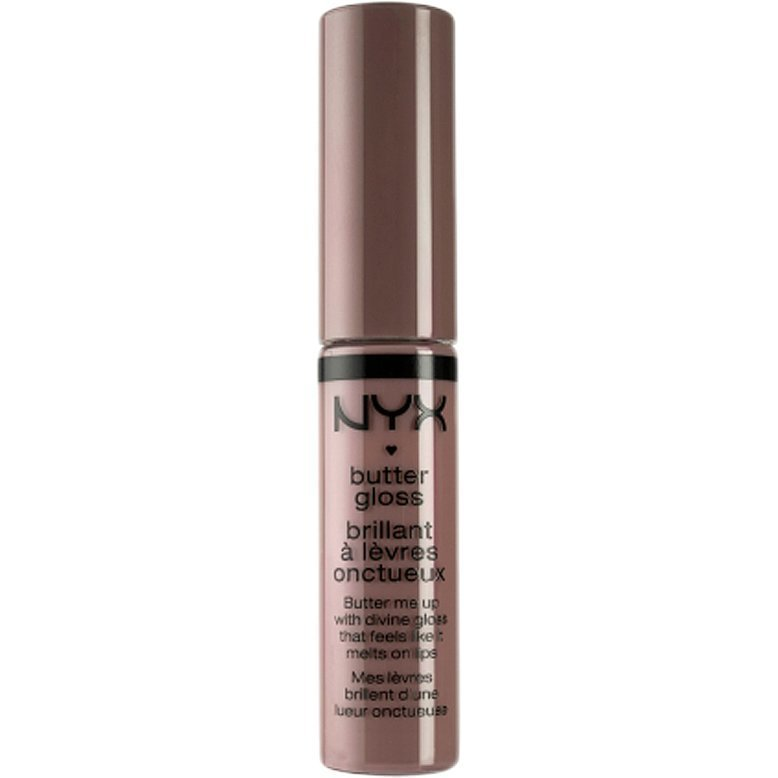 NYX Butter Gloss BLG17 Ginger Snap 6