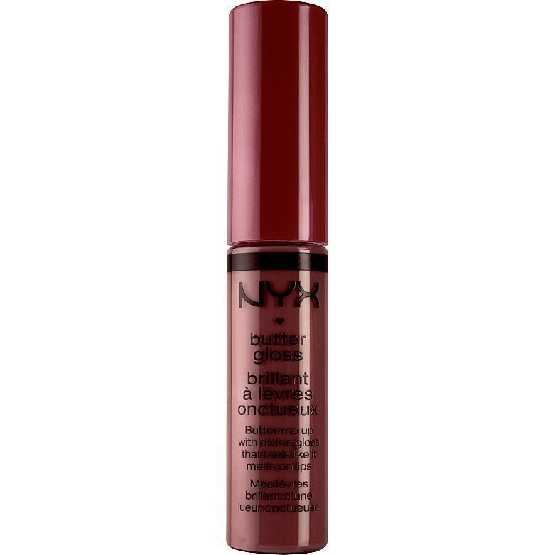 NYX Butter Gloss BLG22 Devil's Food Cake 6