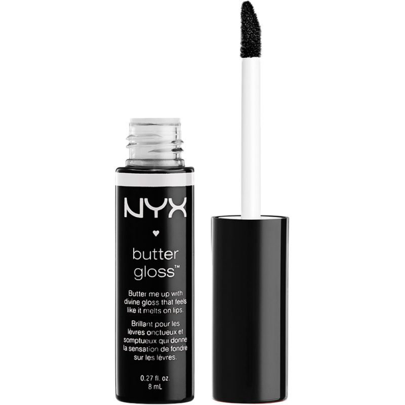 NYX Butter Gloss BLG30 Blackberry Pie 6