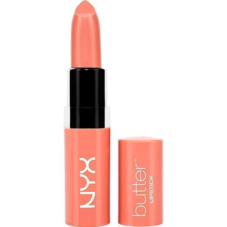 NYX Butter Lipstick BLS09 Candy Buttons 4