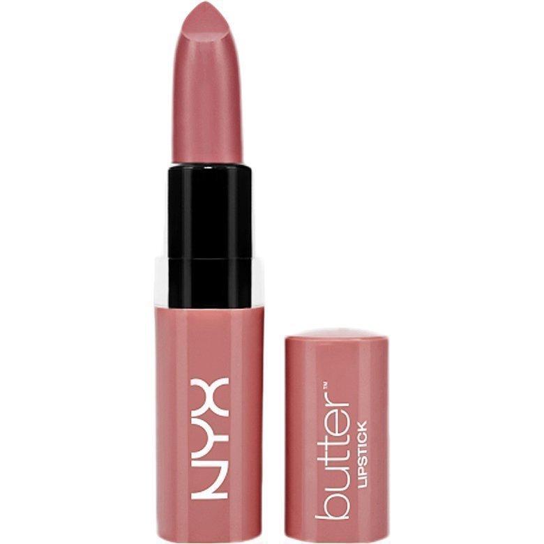 NYX Butter Lipstick BLS17 Pops 4