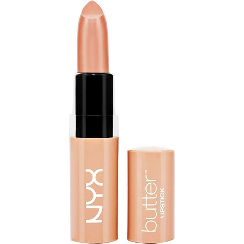 NYX Butter Lipstick BLS20 Bit Of Honey 4