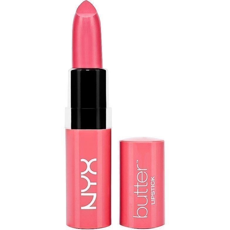 NYX Butter Lipstick BLS21 Fizzies 4