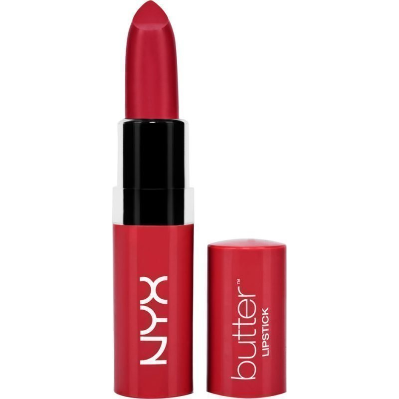 NYX Butter Lipstick Mary Janes