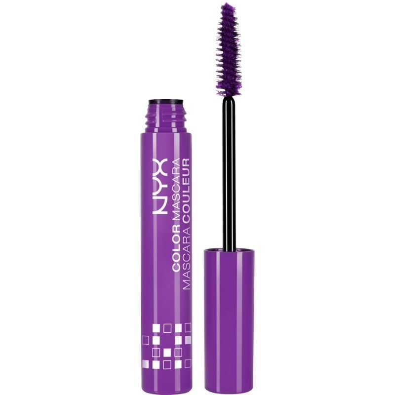 NYX Color Mascara CM01 Purple