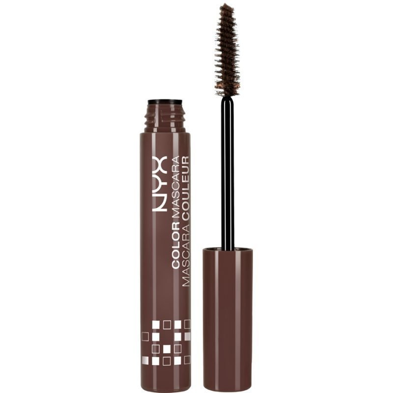 NYX Color Mascara CM03 Brown