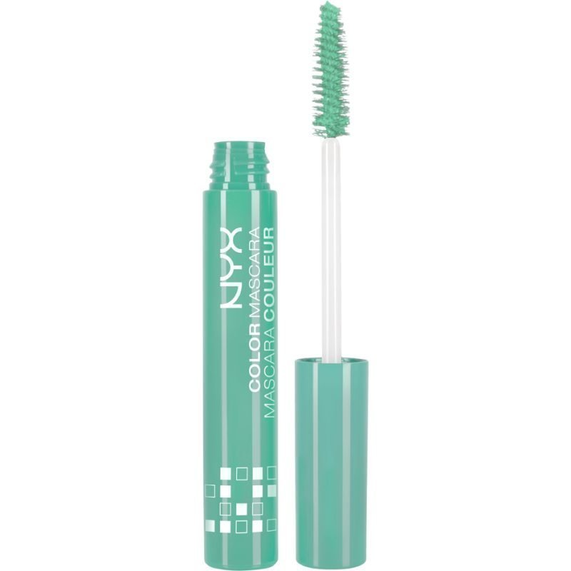 NYX Color Mascara CM06 Mint Julep 9ml