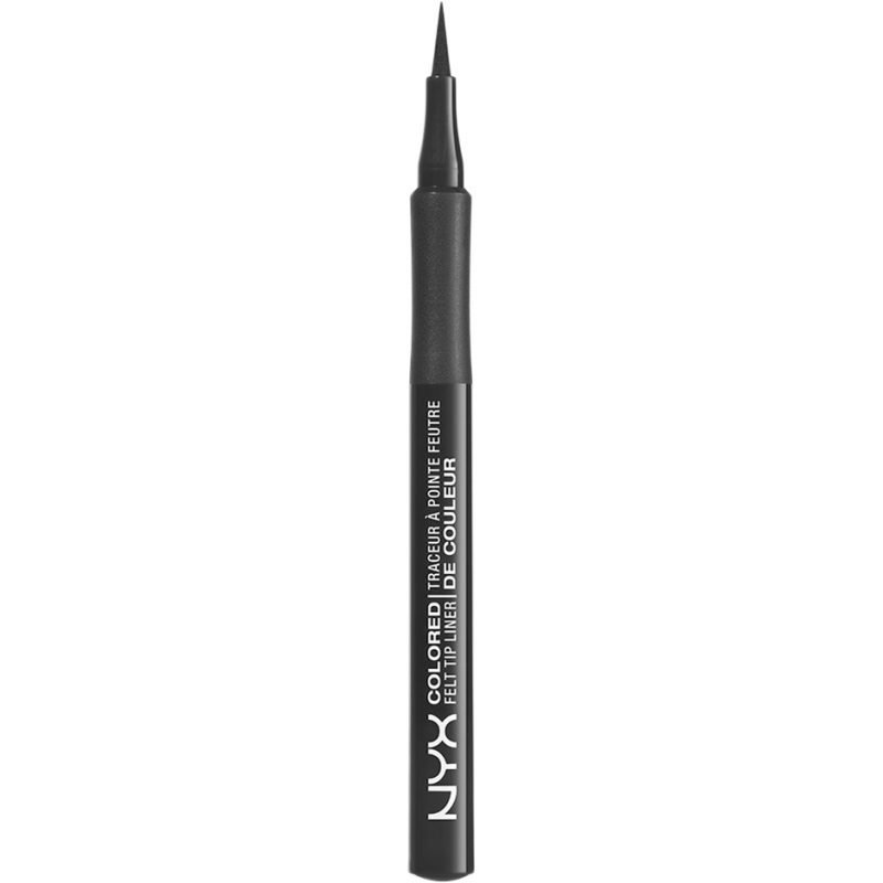 NYX Colored Felt Tip Liner CFTL02 Grey 0