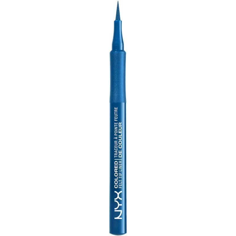 NYX Colored Felt Tip Liner CFTL05 Cobalt Blue 0