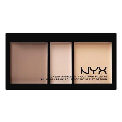 NYX Cream Highlight & Contour Palette