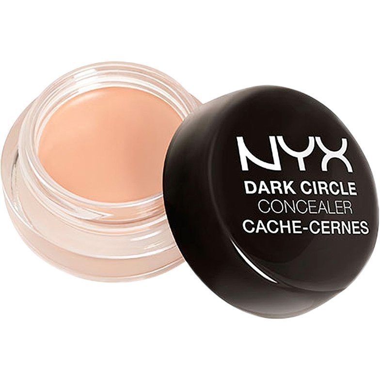 NYX Dark Circle Concealer DCC02 Light 2