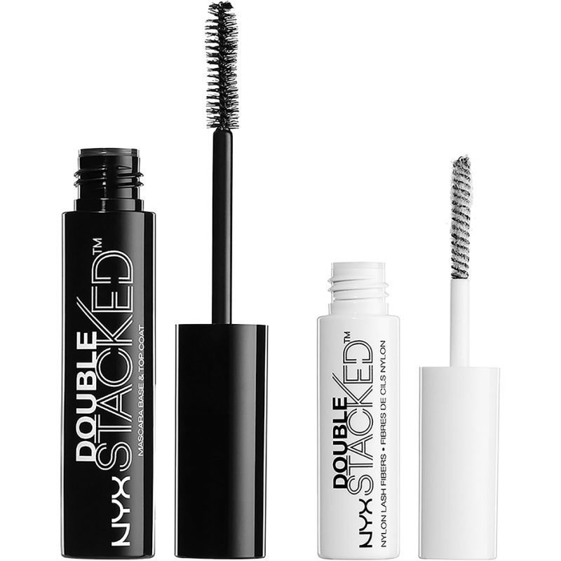 NYX Double Stacked Fiber Mascara DSM01