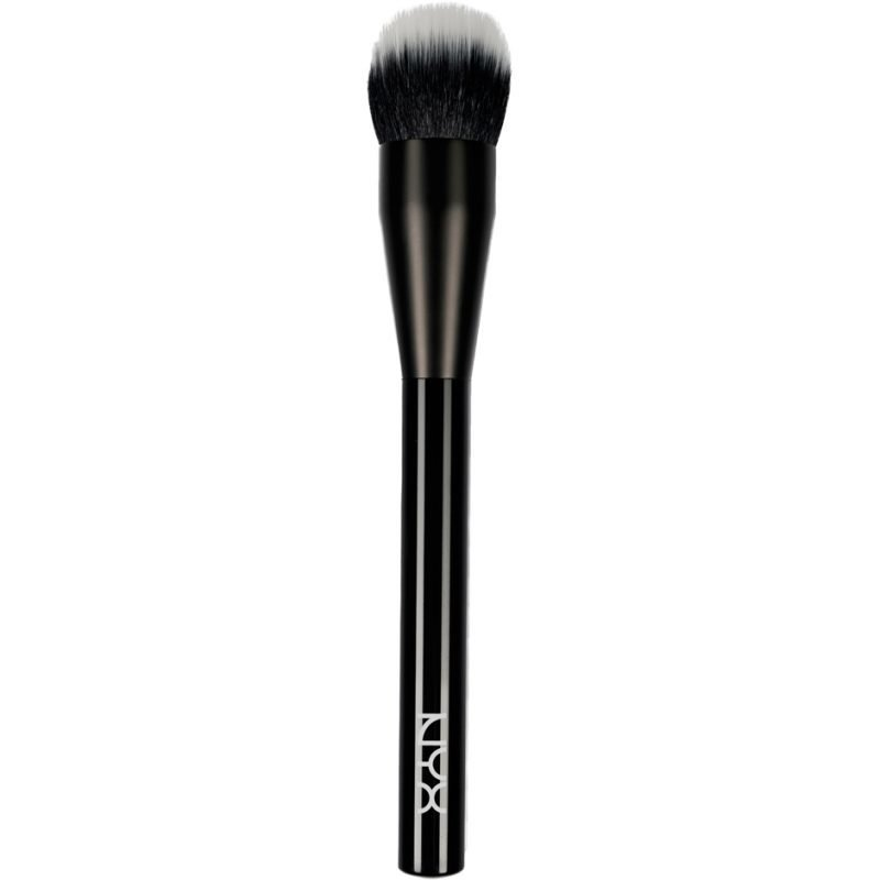 NYX Dual Fiber Fondation Brush PROB04 Pro Brush