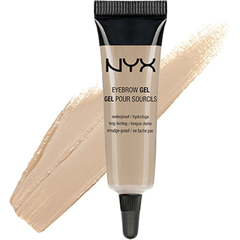 NYX Eyebrow Gel EBG01 Blonde 10ml