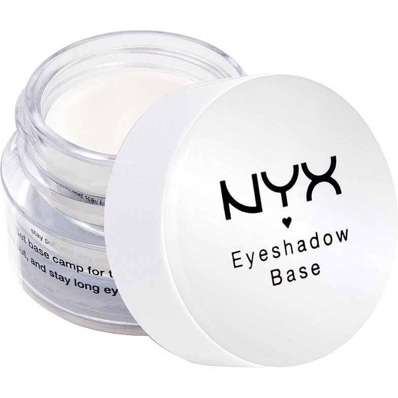 NYX Eyeshadow Base ESB01 White 11g
