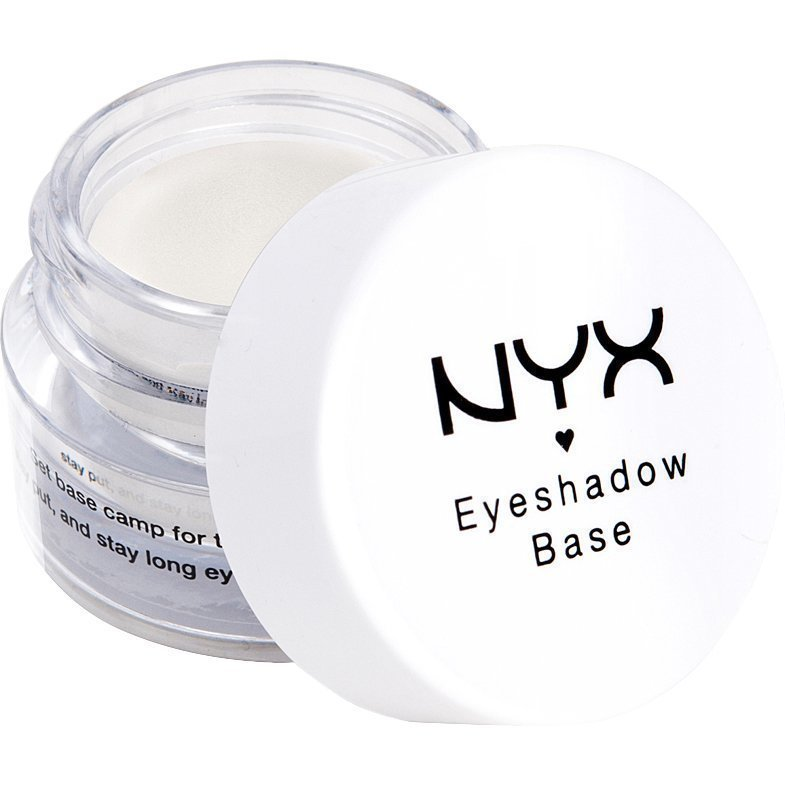 NYX Eyeshadow Base ESB02 White Pearl 11g