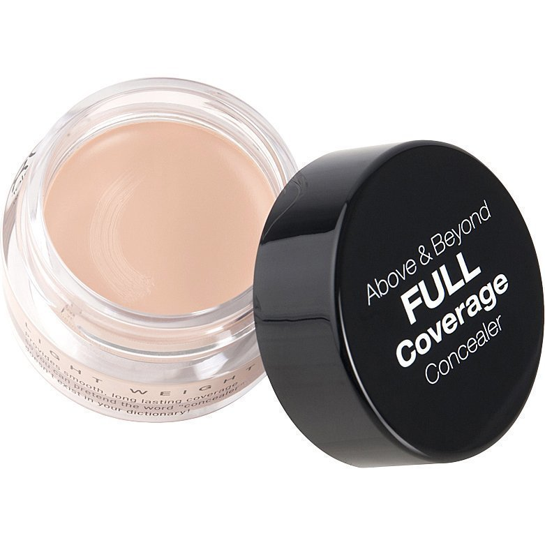 NYX Full Coverage Concealer CJ02 Fair 7g