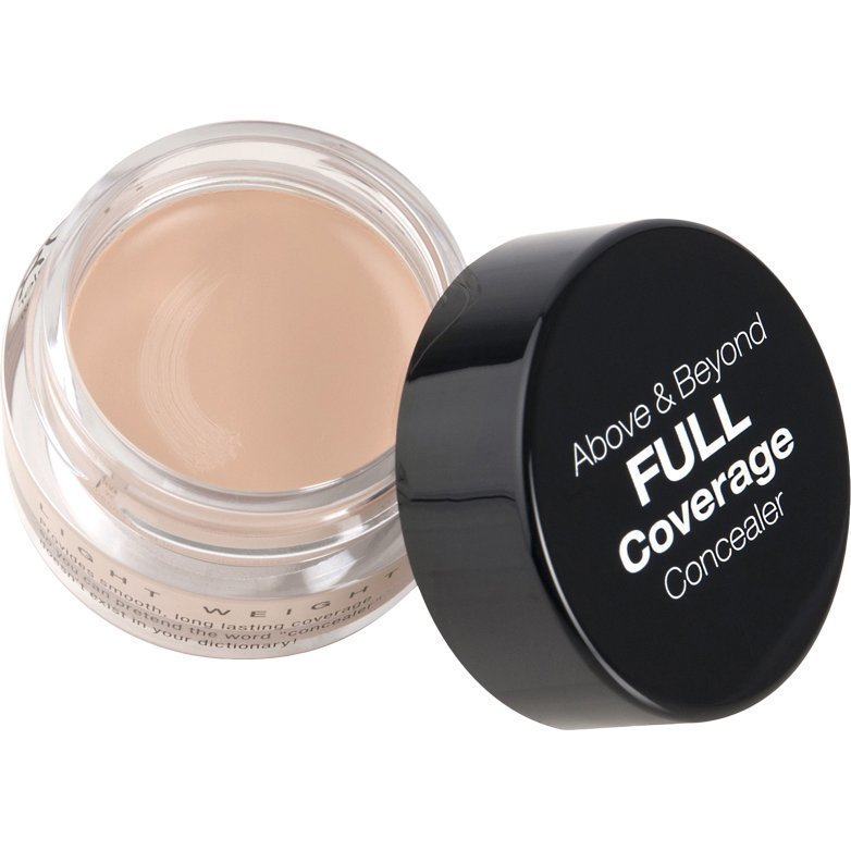 NYX Full Coverage Concealer CJ03 Light 7g