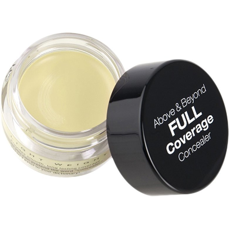 NYX Full Coverage Concealer CJ10 Yellow 6g