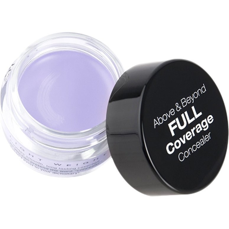 NYX Full Coverage Concealer CJ11 Lavender 6g