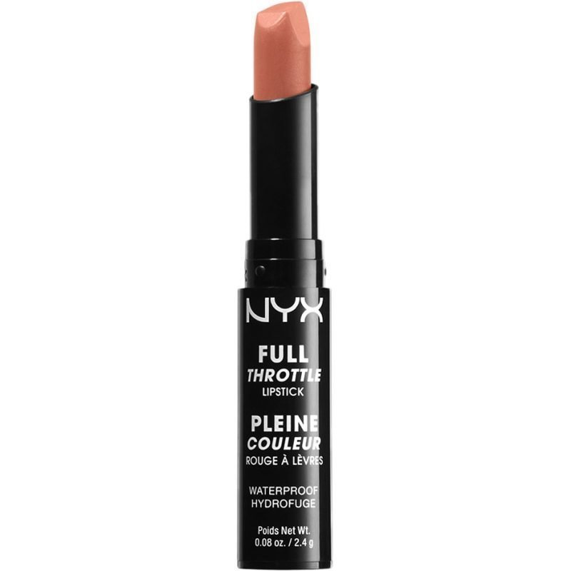 NYX Full Throttle Lipstick FTLS07 Sidekick 2