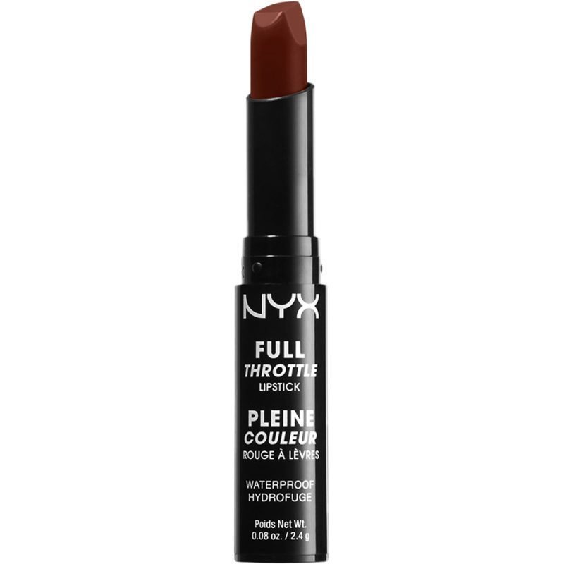NYX Full Throttle Lipstick FTLS11 Loaded 2
