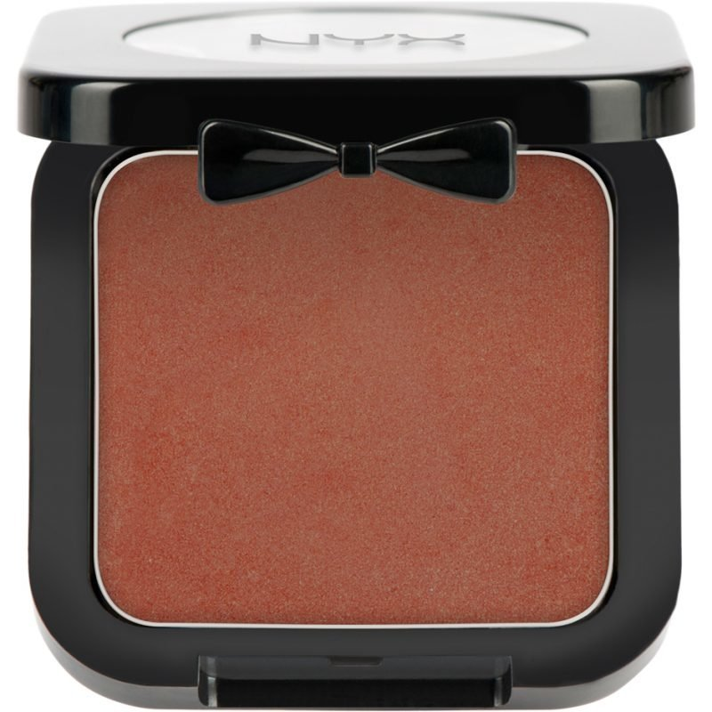 NYX High Definition Blush HDB01 Bronzed 4
