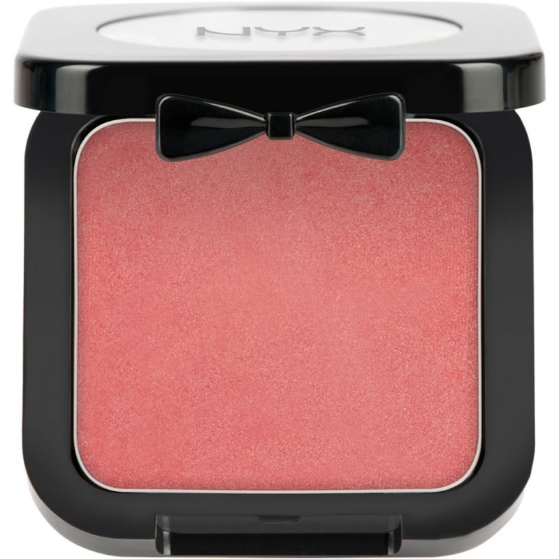 NYX High Definition Blush HDB12 Soft Spoken 4