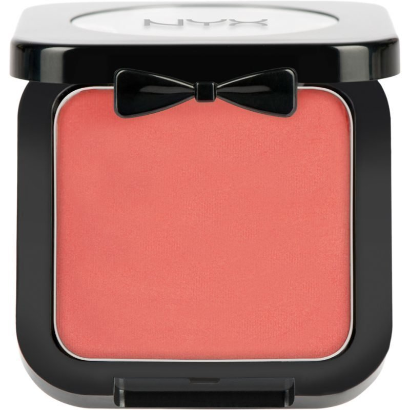 NYX High Definition Blush HDB15 Pink The Town 4