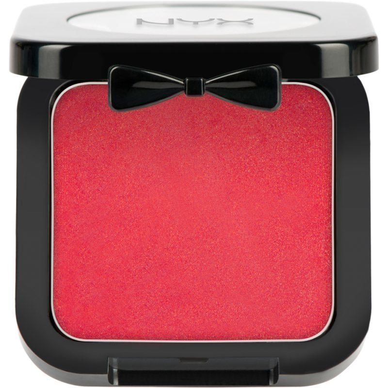 NYX High Definition Blush HDB18 Crimson 4