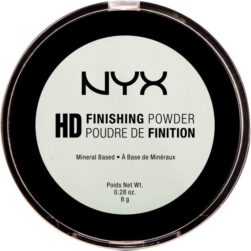 NYX High Definition Finishing Powder HDFP03 Mint Green 8g