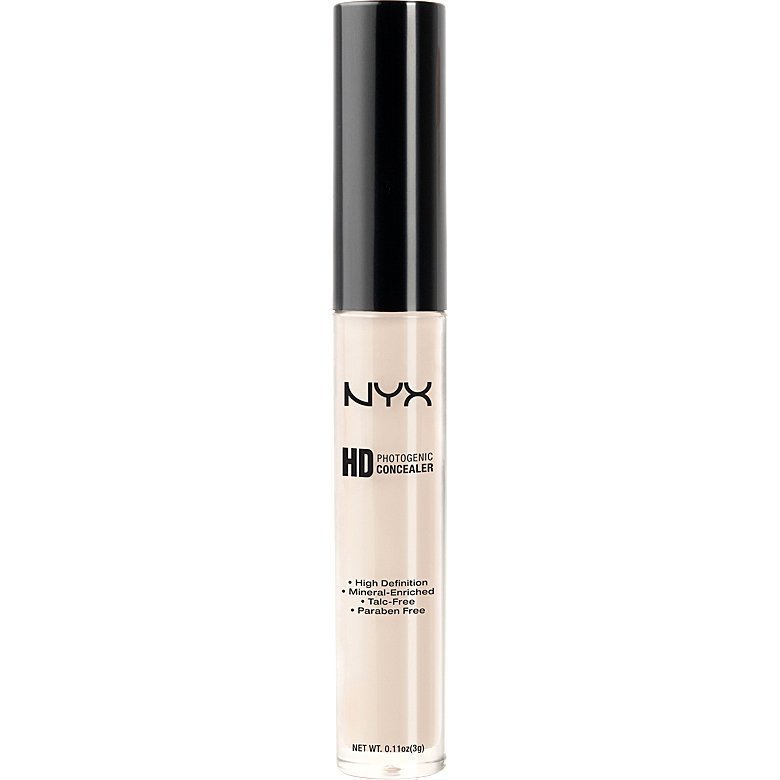 NYX High Definition Photogenic Concealer CW01 Porcelain 3g