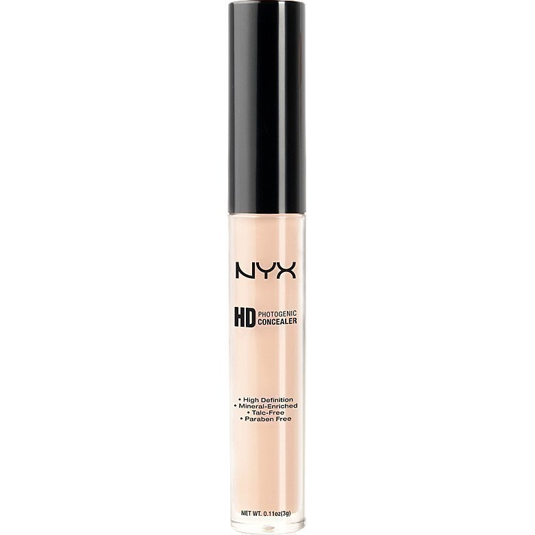 NYX High Definition Photogenic Concealer CW02 Fair 3g
