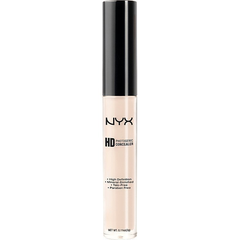 NYX High Definition Photogenic Concealer CW03 Light 3g
