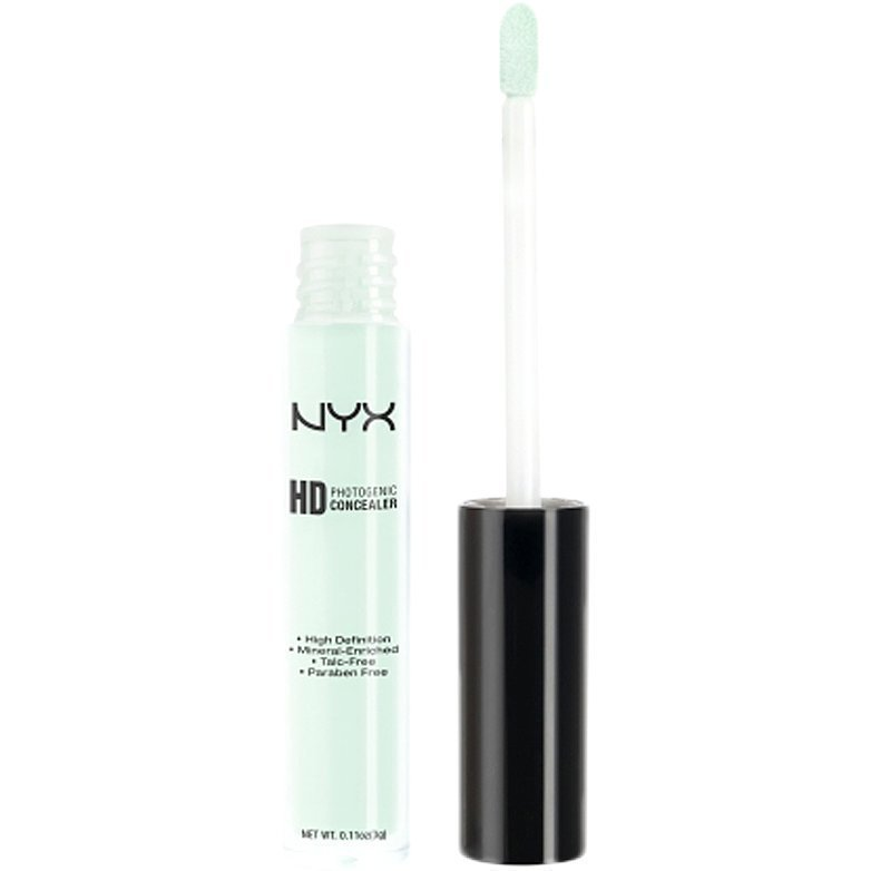 NYX High Definition Photogenic Concealer CW12 Green 3g