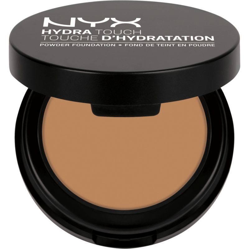 NYX Hydra Touch Powder Foundation HTPF06 Tan 9g