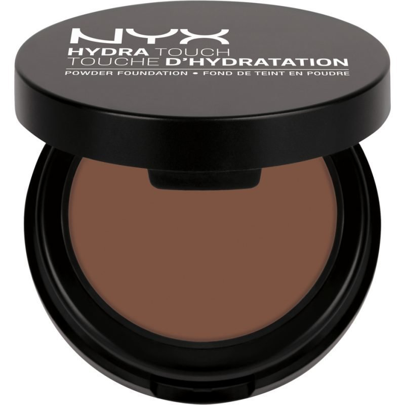 NYX Hydra Touch Powder Foundation HTPF15 Cocoa 9g