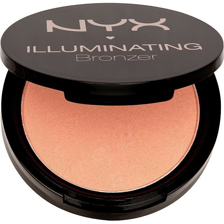 NYX Illuminating Bronzer IBB01 Narcissistic 9