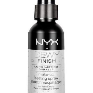 NYX Make Up Set Spray Dewy Finish