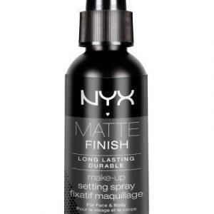 NYX Make Up Setting Spray Matte Finish