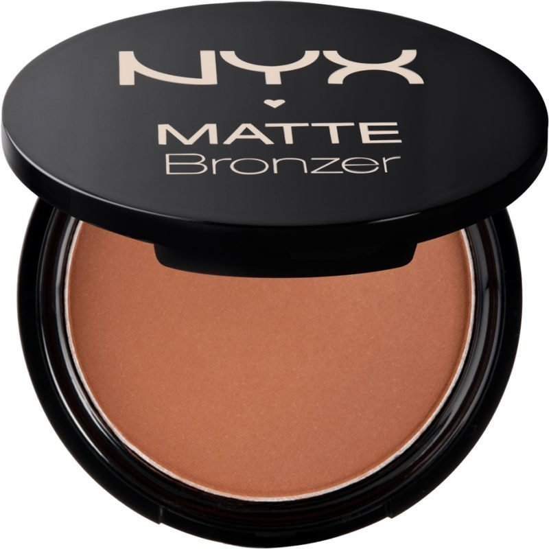 NYX Matte Bronzer MBB01 Light 9