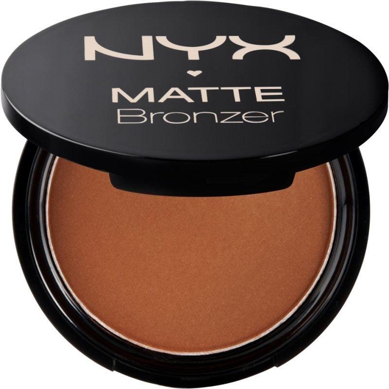 NYX Matte Bronzer MBB03 Medium 9